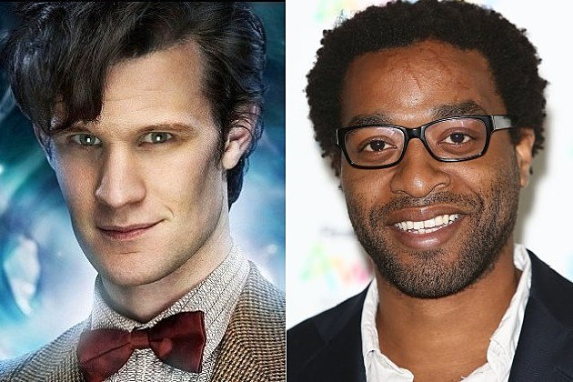 Doctor Who Black Chiwetel Ejiofor Peter Capaldi