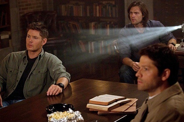 Supernatural Season 9 Photo Sam Dean Castiel