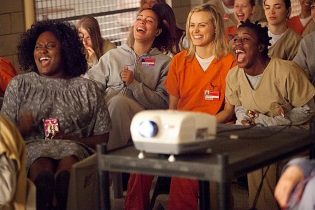 Orange is the New Black Season 2 Crazy Eyes Uzo Aduba