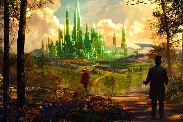 NBC Wizard of Oz TV Series Emerald City