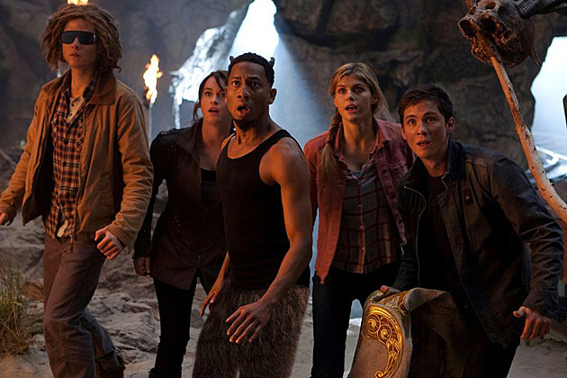 Percy Jackson Sea of Monsters Review