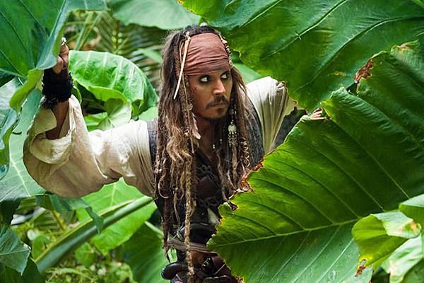 Caribbean Men: 'Pirates Of The Caribbean 5' Titled 'Dead Men Tell No Tales