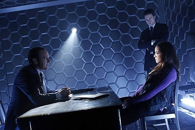 Marvel Agents of SHIELD Poster Details