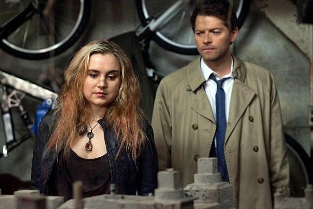 Supernatural Season 9 Spoilers Meg Amelia
