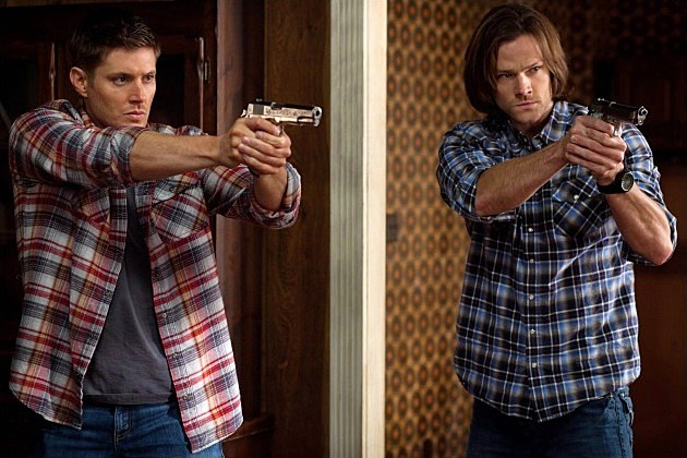 Supernatural Season 9 Spoilers Angel Men of Letters