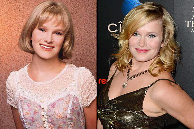 The Nanny Then and Now Nicholle Tom