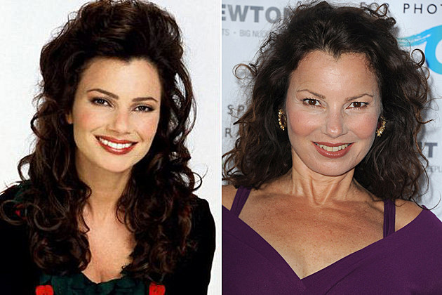 The Nanny Then and Now Fran Drescher