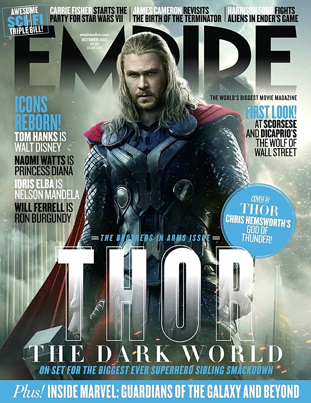Thor 2 Empire Cover Thor 2