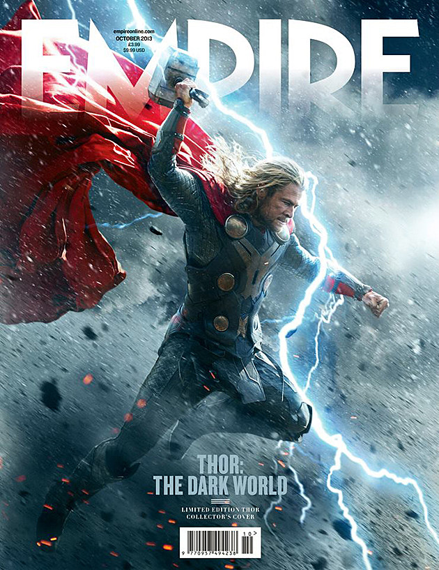 Thor 2 Empire Cover Thor 1