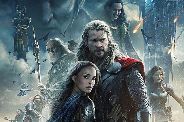 Descargar Thor: Un mundo oscuro Latino por MEGA.