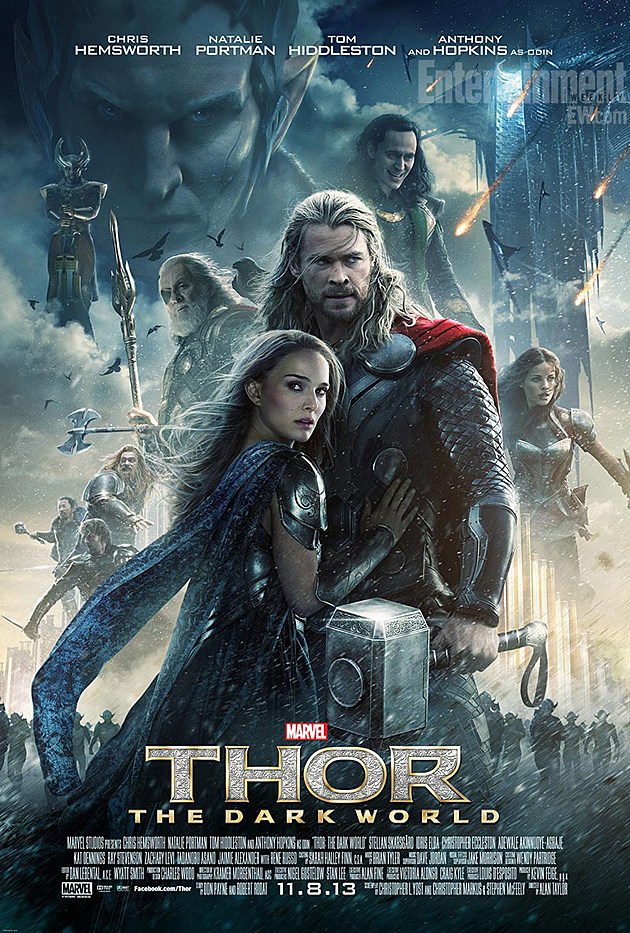 Check back next Wednesday  August 7 for the debut of the    Thor 2