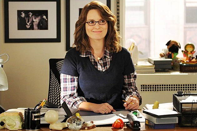 Tina Fey 30 Rock NBC Sitcom Colleen McGuinness