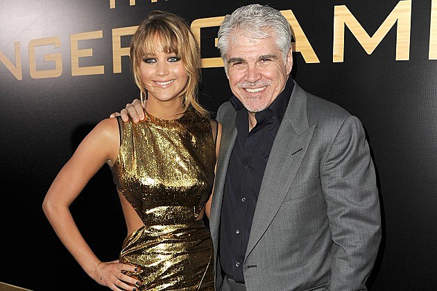 Jennifer Lawrence, Gary Ross