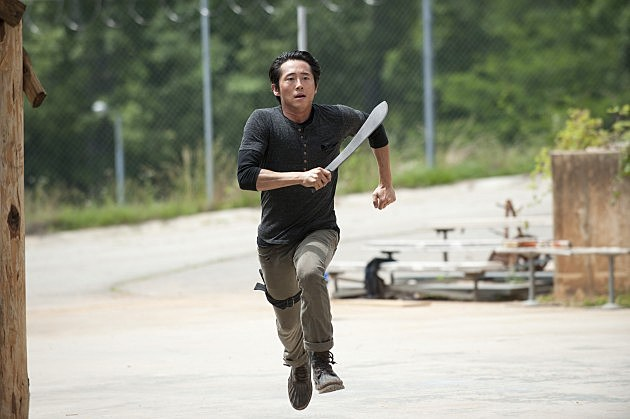 The Walking Dead Season 4 Photos 402 Infected