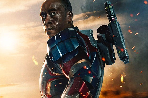 Don Cheadle Says War Machine Will Appear in    Avengers 2   Don Cheadle War Machine