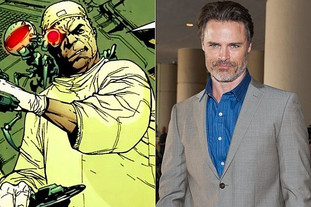 Arrow Season 2 Dr Anthony Ivo Dylan Neal Exclusive