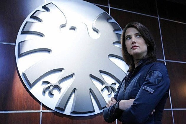 Agents of SHIELD Cobie Smulders Maria Hill Return Series Regular