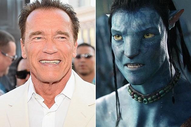 Arnold Schwarzenegger, Avatar