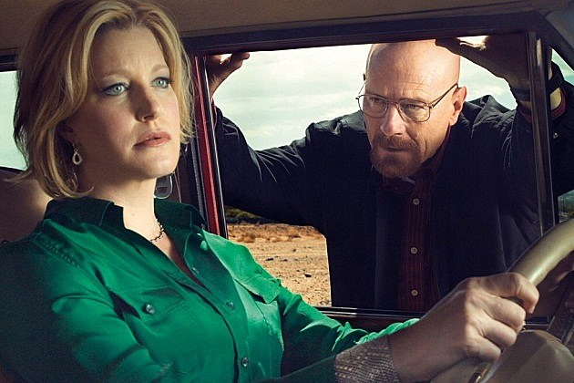 Anna Gunn, Breaking Bad