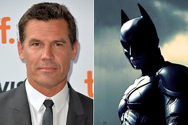 Josh Brolin Batman