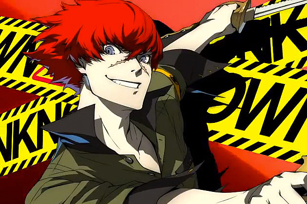 Persona 4 Ultimax Ultra Super Hold