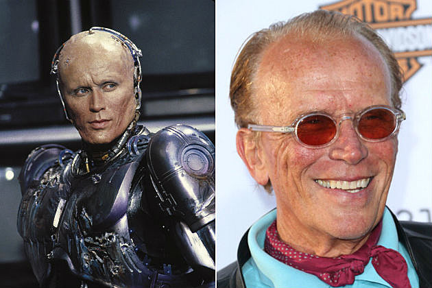 see the cast of robocop then and now