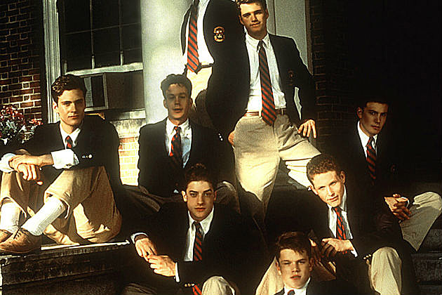 see the cast of school ties then and now