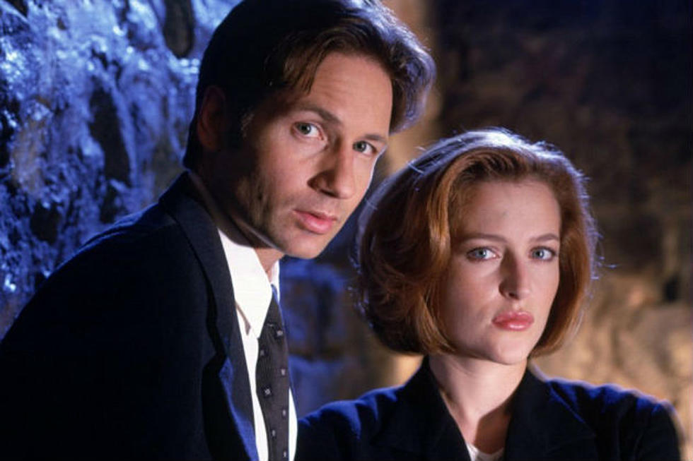 See The Cast Of The X Files Then And Now