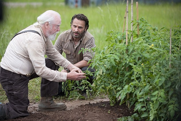 The Walking Dead Season 4 Premiere Photos 30 Days Without An Accident