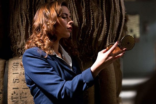 Marvel Agent Carter TV Series Hayley Atwell