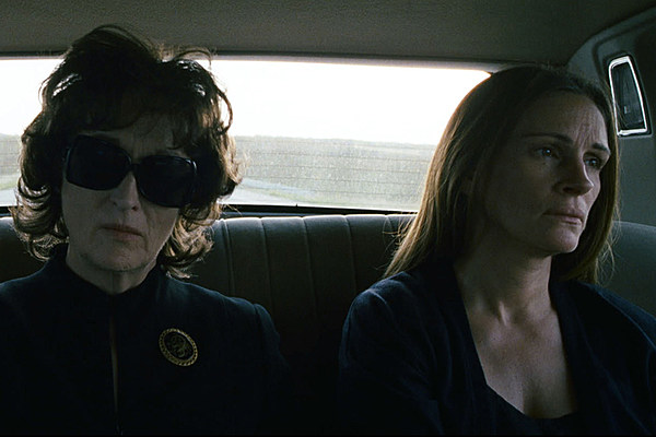 'August: Osage County' Trailer: Misery Loves Family