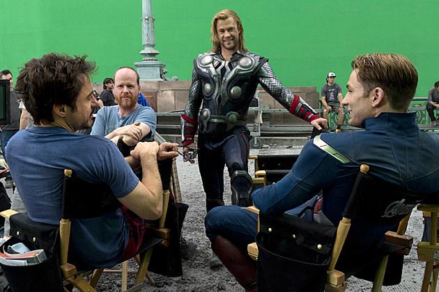Avengers 2 Set Visit