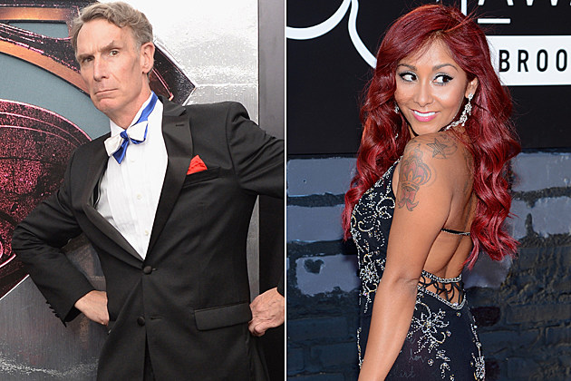Bill Nye Snooki Dancing With the Stars