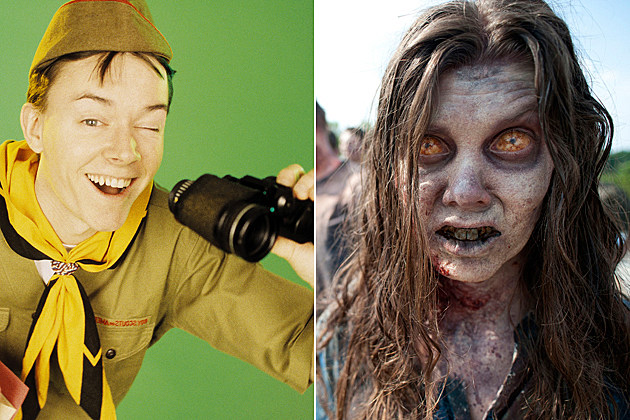 Boy Scouts vs. Zombies