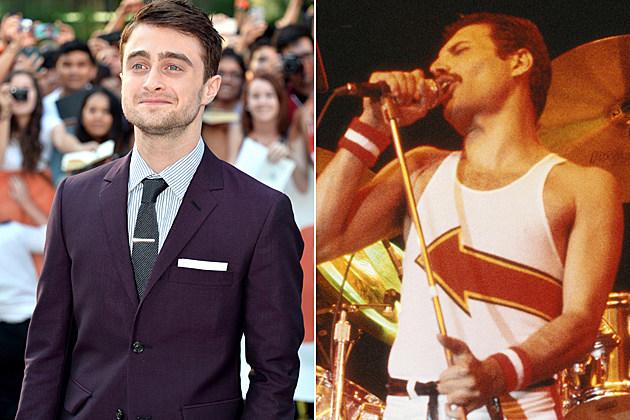 Daniel Radcliffe Freddie Mercury