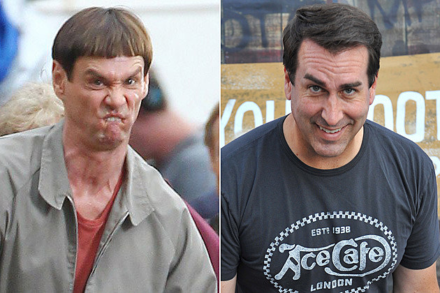 Dumb and Dumber 2 Rob Riggle
