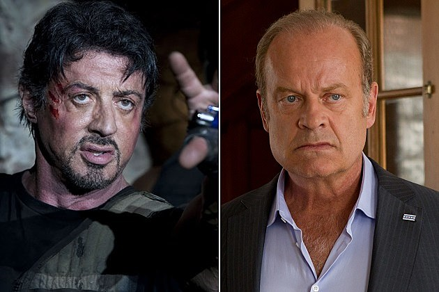 The Expendables 3, Kelsey Grammer