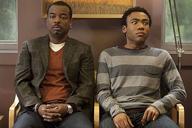 Community Season 5 LeVar Burton Troy Donald Glover