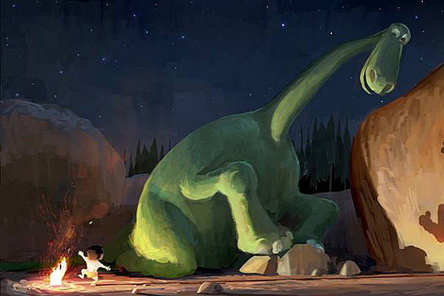 The good dinosaur release date in Australia