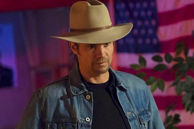 Justified Season 5 Spoilers A Murder of Crowes Raylan Boyd