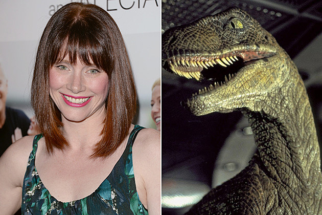 Jurassic Park 4 Bryce Dallas Howard