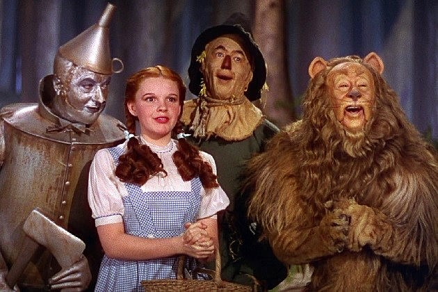 CW Wizard of Oz TV Series Dorothy Must Die