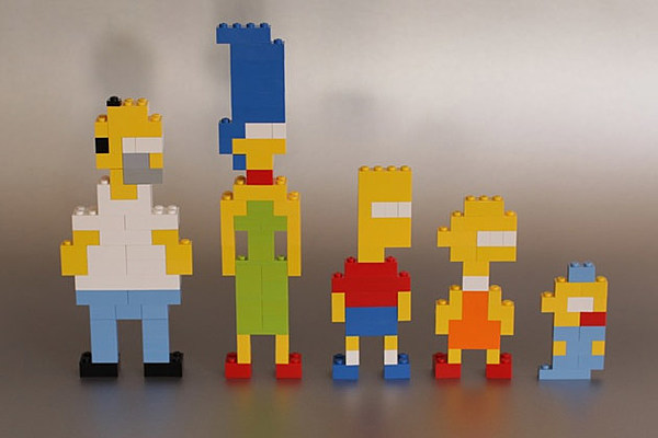 LEGO 'Simpsons' TV Special to Air in 2014?