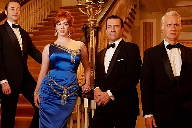 Mad Men Final Season 7 Split 2015 End of an Era