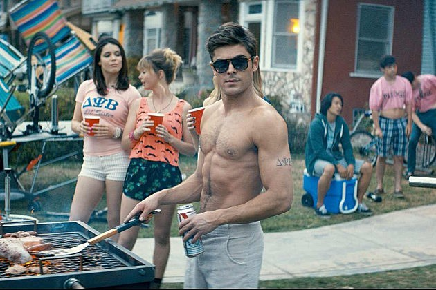 Neighbors Trailer Zac Efron Shirtless