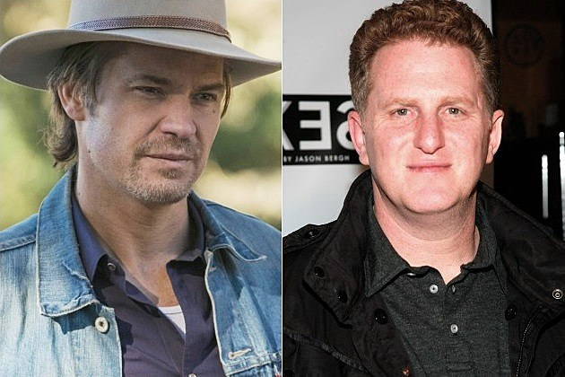 Justified Season 5 Michael Rapaport Dale Crowe Jr