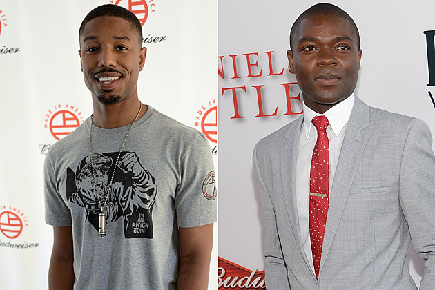 Star Wars Episode 7 Michael B. Jordan David Oyelowo