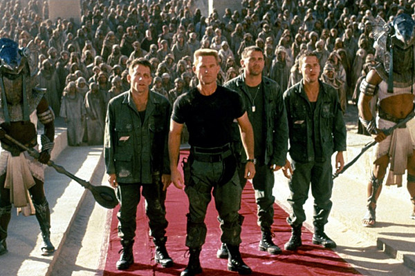 'Stargate' Is Getting Rebooted, New Trilogy Planned