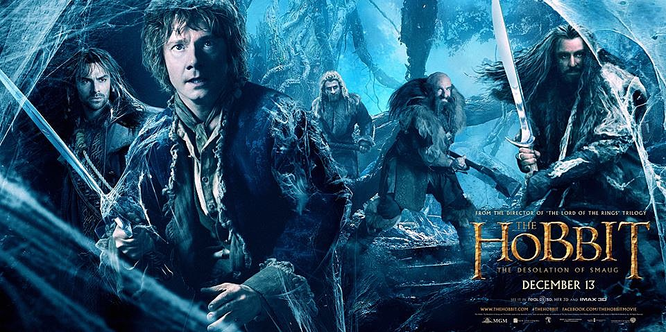The Hobbit 2 Poster Desolation of Smaug