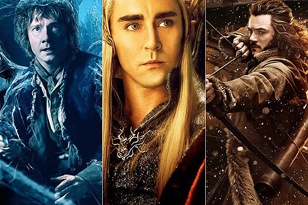 The Hobbit 2 Posters